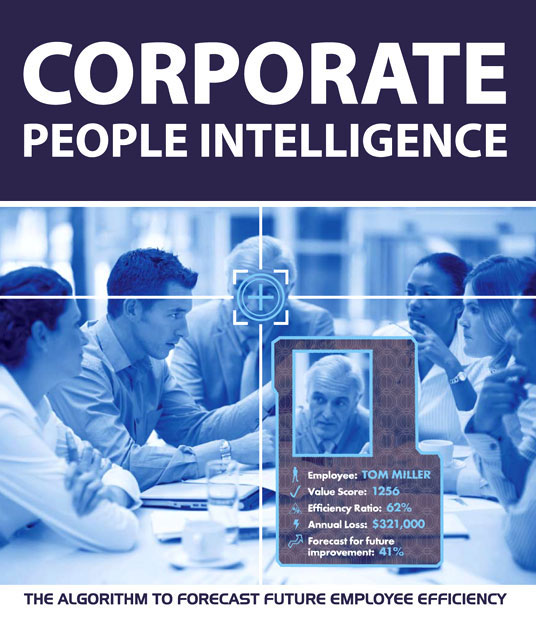 Corporate People Intelligence by bestselling authors Nils Rasmussen, Christian Schoyen and Christin Tellefsen